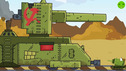 Mystery of the abandoned base - Cartoons about tanks
