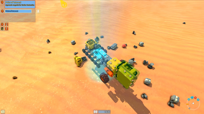 TerraTech #5 a movie about fighting cars like LEGO Lot of cars tanks planes